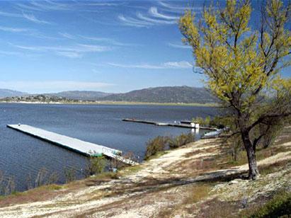 Lake Henshaw California