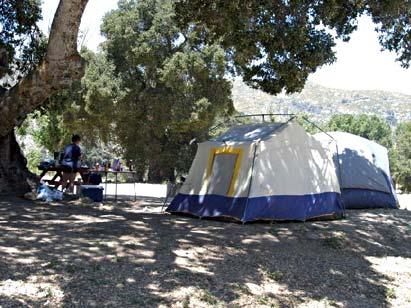 Lake isabella camping for Lake henshaw fishing